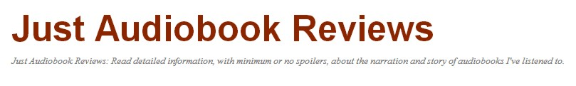 Just Audiobook Reviews